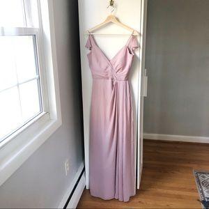 Jasmine bridesmaids maxi dress style P186003